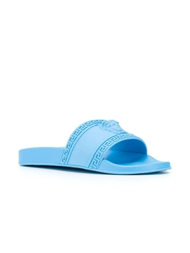 Medusa pool slides CERULEAN