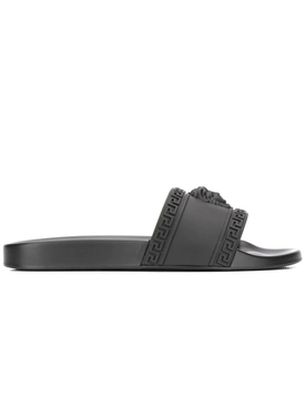 Medusa pool slides BLACK