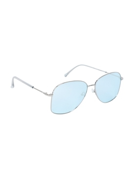 X Dries Van Noten Silver Frame Sunglasses