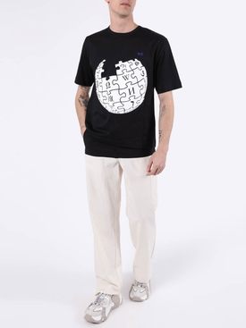 Unity Sphere T-Shirt Black