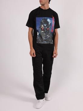 X Terminator 2 Cotton T-shirt
