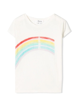 Kids Rainbow Print T-shirt