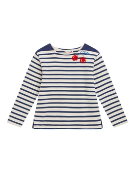 Kids Breton Striped T-shirt
