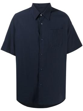 Short Sleeve Summer Fit Shirt NAVY