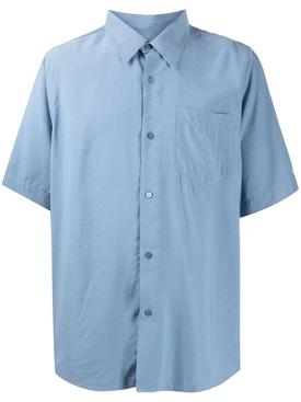 Short Sleeve Summer Fit Shirt SKY BLUE