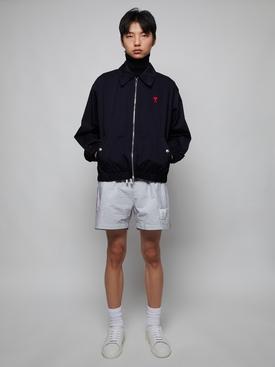 Ami de Coeur Zipped Jacket Navy