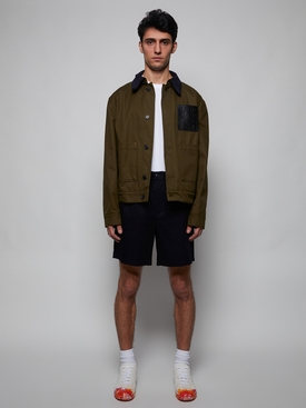Classic bermuda shorts NAVY