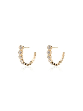 Boucle Ensemble 18k Earrings