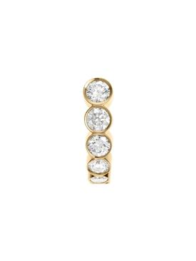 Diamonds Petite Boucle Ensemble Earring