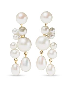 Beverly pearl earrings
