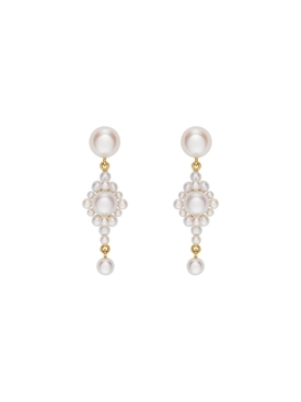 Pearls Venezia Earring