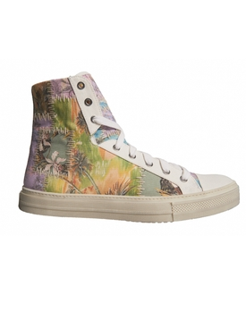 Hawaiian Reconstructed Sunset Sneakers