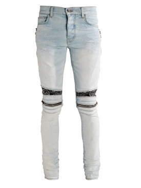Bandana MX2 Denim Jeans LIGHT INDIGO