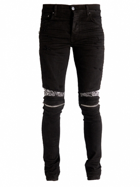 Bandana MX2 Denim Jeans BLACK