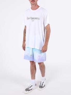 Les Amoureux core t-shirt WHITE