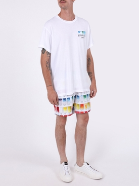 Watercolor swatches t-shirt