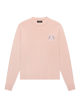 Beverly Hills knit sweater PEACH