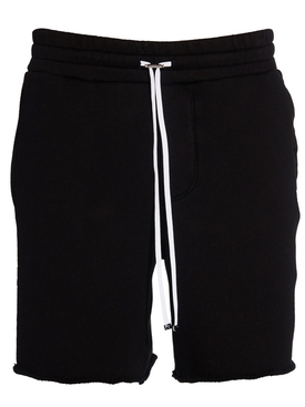 Core sweat shorts BLACK