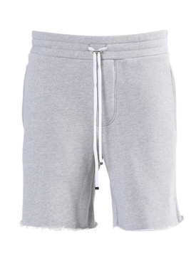 Core sweat shorts HEATHER GREY