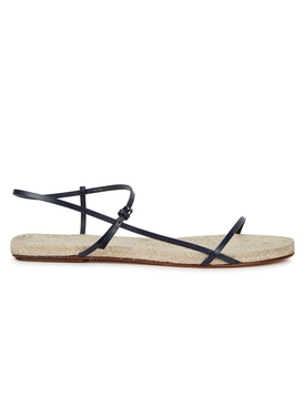 The Row - Bare Espadrille Sandal Navy - Women