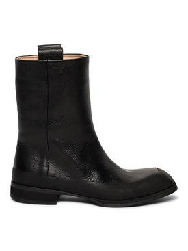 Grunge Boot Black