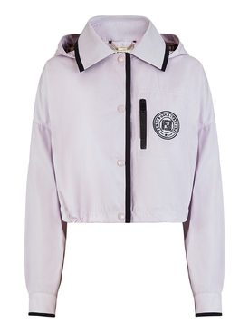 X Joshua Vides Nylon Hooded Jacket