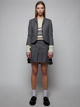 High armhole sport coat