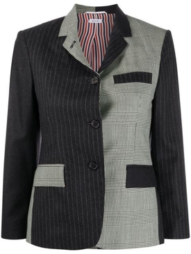 Two tone classic sport coat