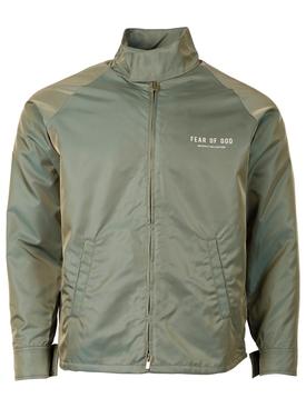 Souvenir Jacket Green Iridescent