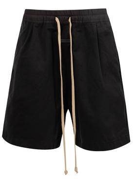 Trouser Short Black