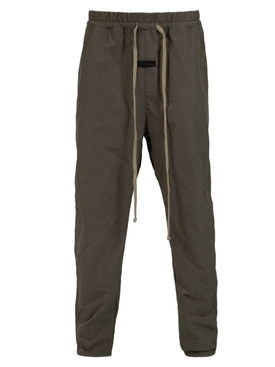 Taupe Track Pant