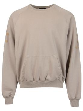 FG Crewneck Sweatshirt Vintage Paris Sky