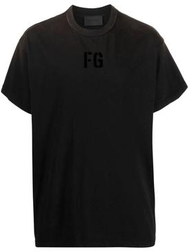 Classic Crewneck T-shirt, VINTAGE BLACK