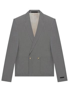 The Suit Jacket Grey