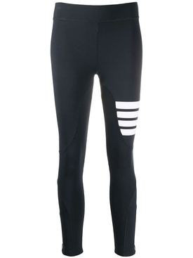 Charcoal compression tights