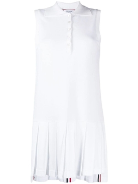 Thom Browne - Sleeveless Tennis Dress - Women