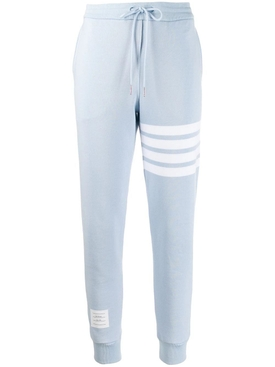 Thom Browne - Light Blue Classic Sweatpants - Women