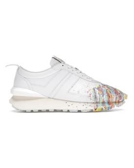 X Gallery Dept. Paint Mark BumpR Sneakers