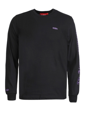 Long-sleeve t-shirt, Black