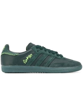 X Jonah Hill Samba Sneaker, Green Night