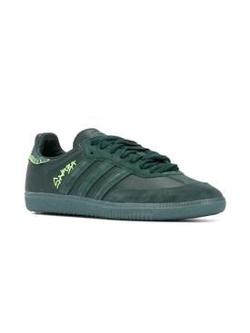 X Jonah Hill Samba Sneaker, Green Night