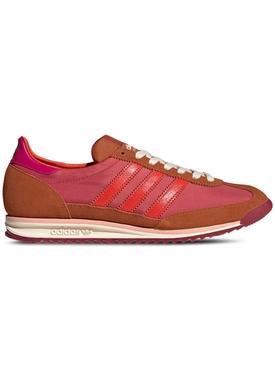 X Wales Bonner SL72 Sneaker, Trace Pink