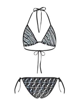 X Joshua Vides FF logo bikini