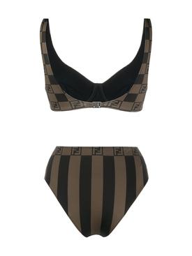 Vintage Style Double F Bikini
