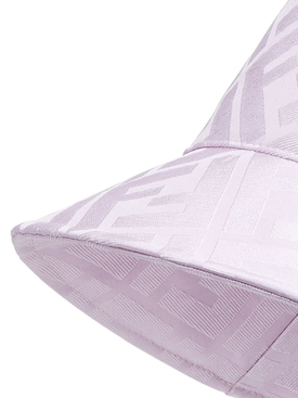 Light purple FF logo bucket hat