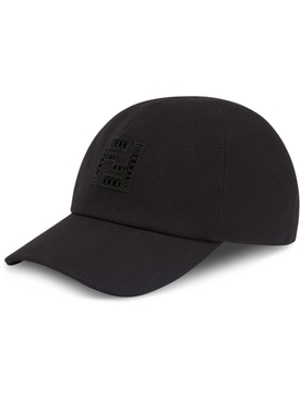 FF Tonal Logo Baseball Cap, Black