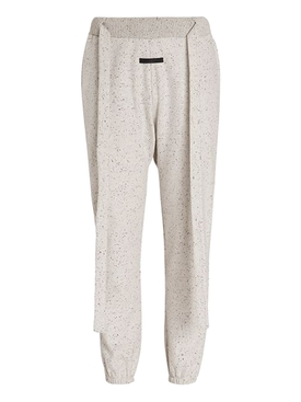 FEAROFGODZEGNA plaster print wool jogger pants
