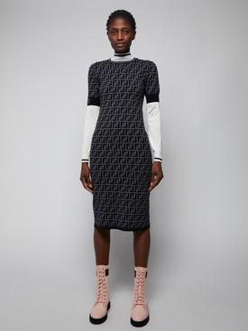 FF Knit Midi dress