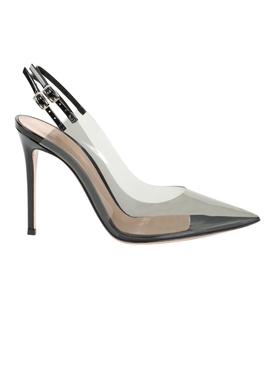 Plexi Slingback Sandal