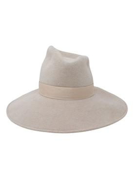 Drake Fedora Hat Grey